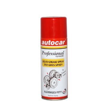 autocar SIVI GRESS SPREYİ 400 ML -LIQUID GREASE